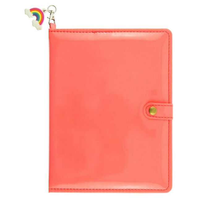 A5 Pink Womens Blank Writing Journal Undated Diary Notebook Organiser SNP002 851422ae3