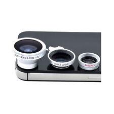 Magnetic Fish eye fisheye mobile phone lens camera For iPhone 5 6 6S 7 AA