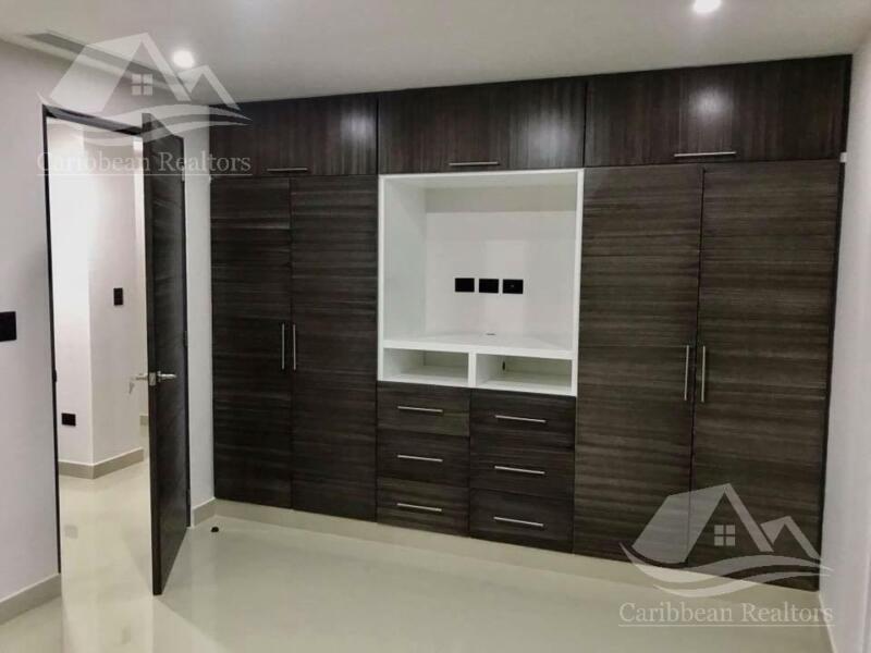 Departamento en Renta en Cancun Lagos del Sol