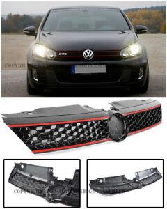 For 11-Up Volkswagen Jetta MK6 GLI Style Rocker Panel Side Skirt Trim Molding