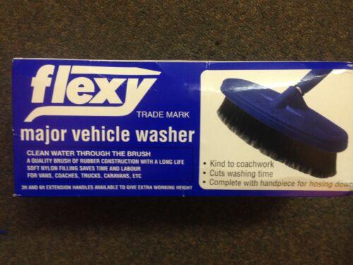 ft9sh Listaflex CAMION TELA brush-stiff SETOLE IN NYLON-professional-new 951N