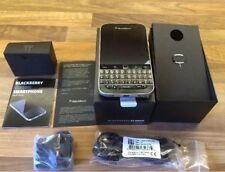 BLACKBERRY Q20 Clásico SQC100-1 (Desbloqueado) 16GB Negra Nueva En Caja + Accesorios