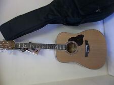 Crafter D7 acoustic guitar & gigbag brand new waranteed. professionally setup.