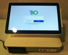 Elo Esy13p1e301918 Paypoint 133 Aio Pos Terminal F Android Cash Drawerprinter