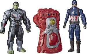 Marvel-Avengers-Endgame-Thanos-IRON-MAN-CAPTAIN-AMERICA-HULK-Electronic-Gauntlet