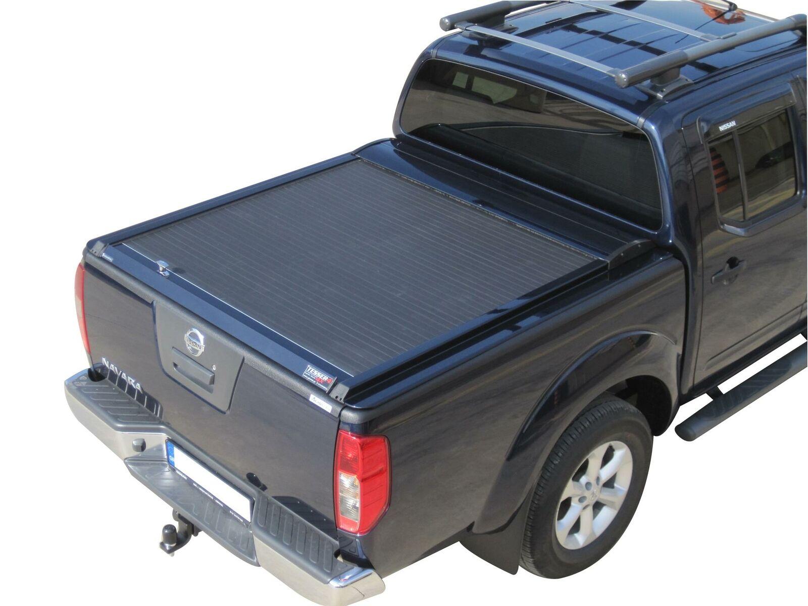 Nissan Navara D40 Roller Shutter Bed Cover Roll N Lock Mountain Top 04 10 For Sale Ebay
