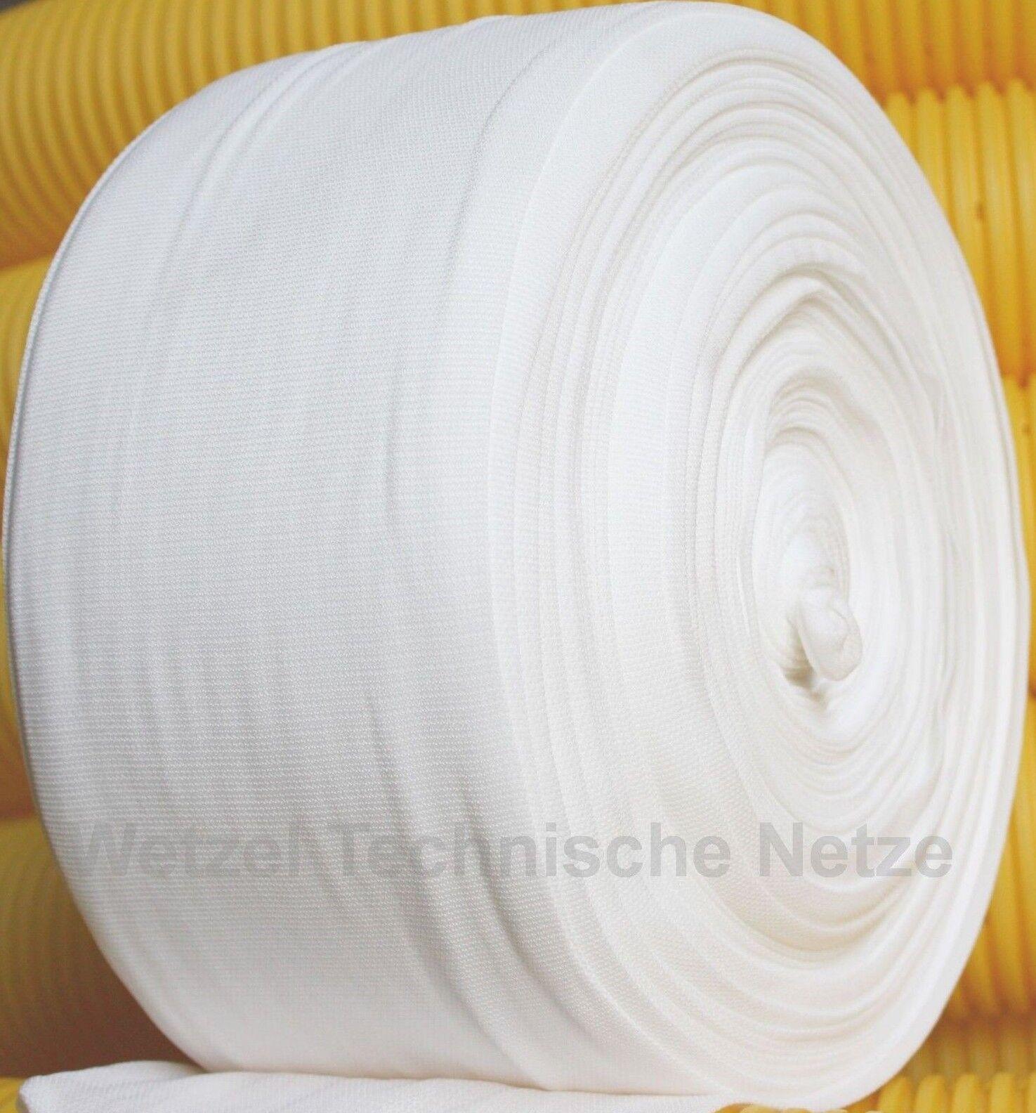 Tessuto drenante 75m Tubo Filtro Per Tubo Drenaggio dn100