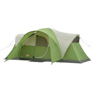 Vert-8-personne-Montana-Dome-Tente-Heavy-Duty-Exterieur-Randonnee-Camping-Abri