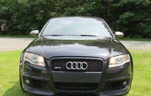 2008 Audi RS4 tout equipé
