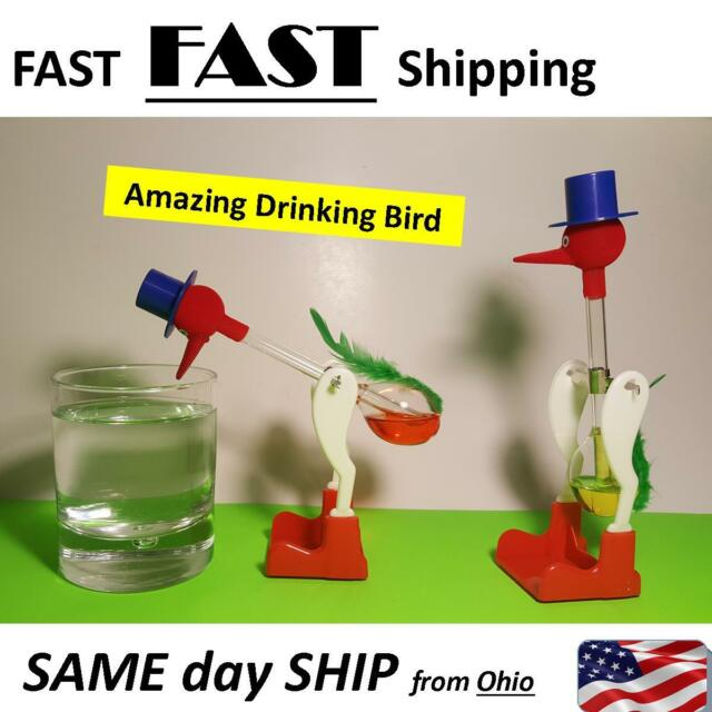 Drinking Bird The Famous 2 Pack