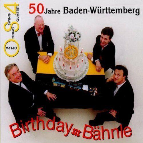 OS4 Birthday-Bähnle (2002)  [Maxi-CD]