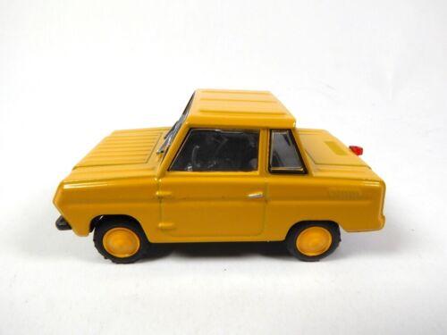1:43 UdRSS Miniatur Modellauto by Ixo DeAgostini R30 SMZ Cyclecar S-3D
