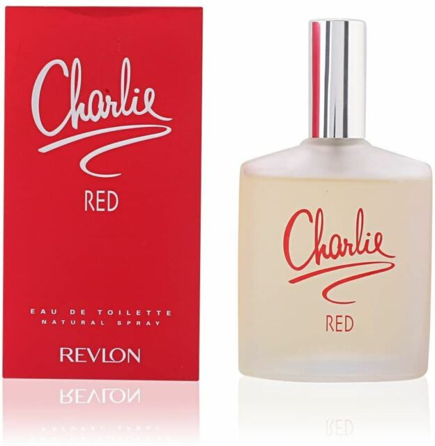 Revlon Charlie Red Eau Fraiche Natural Spray For Woman - 100 ml / 3.38 oz