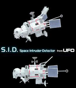 UFO-Sid-Gerry-Anderson-Konami-Comercial-Modelo-S-I-D-Espacio-1999