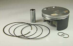 Wössner Kolben für Husqvarna TE 610 97,96 mm High Comp TC 610 ccm 1999-2004