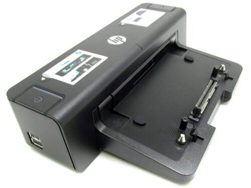 HP 685339-002 EliteBook 8540p 8740w Docking StationSPS 688169-001 A7E32AA