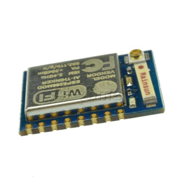 New Esp-07 ESP8266 Remote Serial Port WIFI Transceiver Wireless Module AP+STA