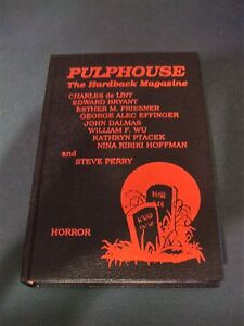 Pulphouse-Fall-1989-First-Trade-edition-Horror-Issue-Copy-454-of-1000-Copies