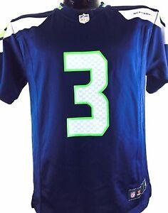 85615b755fc Vintage Seattle Seahawks Jersey On Field NFL Football Wilson 80s 90s ...