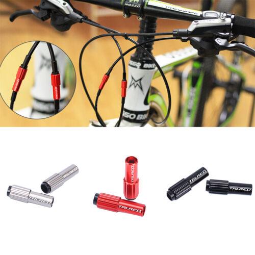 2X Fahrrad Feinstimmschrauben Schaltwerke Kabelgehäuse Schraube  xl