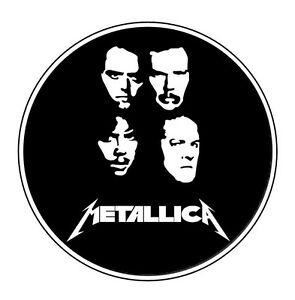 Parche-imprimido-Iron-on-patch-Back-patch-Espaldera-Metallica-G