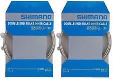 Shimano Mtb/road Brake Cable 1.6 X 2050mm Box/10