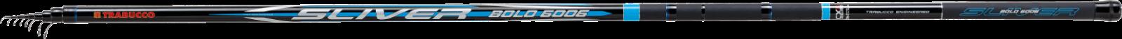 TRABUCCO SLIVER STX BOLO 5.00m; 6.00m. Carbon Bolo Rod NEW 2019