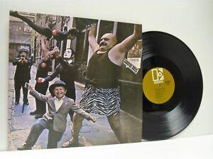 THE DOORS strange days LP EX/EX, 8122-79865-1, vinyl, 180g 2009 reissue & lyrics