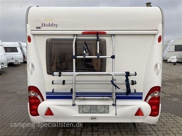 Hobby De Luxe 440 SFE, 2007, kg egenvægt 1005