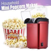 Hot Air Mini Popcorn Making Machine Maker Corn Poping Popper Kitchen New I1B7