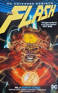 DC-Universe-Rebirth-THE-FLASH-RUNNING-SCARED-Vol-4-Paperback