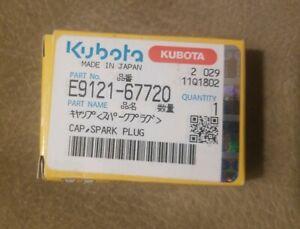 GENUINE KUBOTA 4 CYLINDER GLOW PLUG CORD PART # 1G778-65560