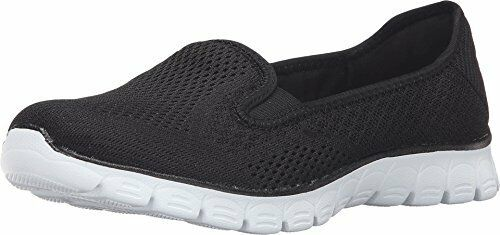 SKECHERS USA Inc Skechers EZ Flex 3.0 Surround Sound Womens Slip On Sneakers