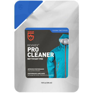 Gear Aid Revivex 10 oz. Outerwear Pro Cleaner