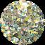 thumbnail 107 - Hemway Glitter Epoxy Resin Crystal Kitchen Worktop Counter Table Top Pigment
