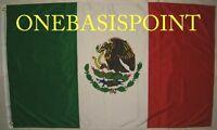 3'x5' Mexico Flag Outdoor Indoor United Mexican States Estados Unidos 3x5