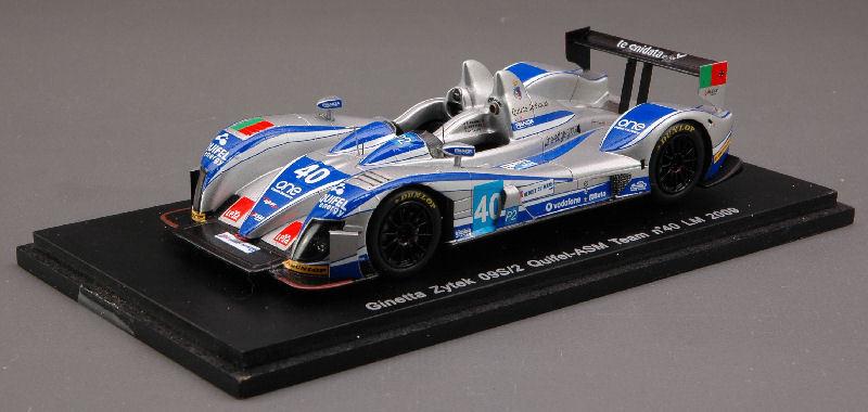 descuento de bajo precio Ginetta Zitek  40 Le Mans 2009 2009 2009 1 43 Model SPARK MODEL  Venta en línea precio bajo descuento