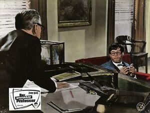 Der Verrückte Professor Original Aushangfoto Jerry Lewis Stella