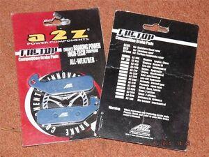 A2Z-MAGURA-GUSTAV-DISC-BRAKE-PADS-BRAND-NEW-NOS-MTB-XC