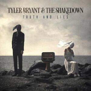 Tyler-Bryant-amp-The-Shakedown-Truth-and-Lies-CD-Sent-Sameday