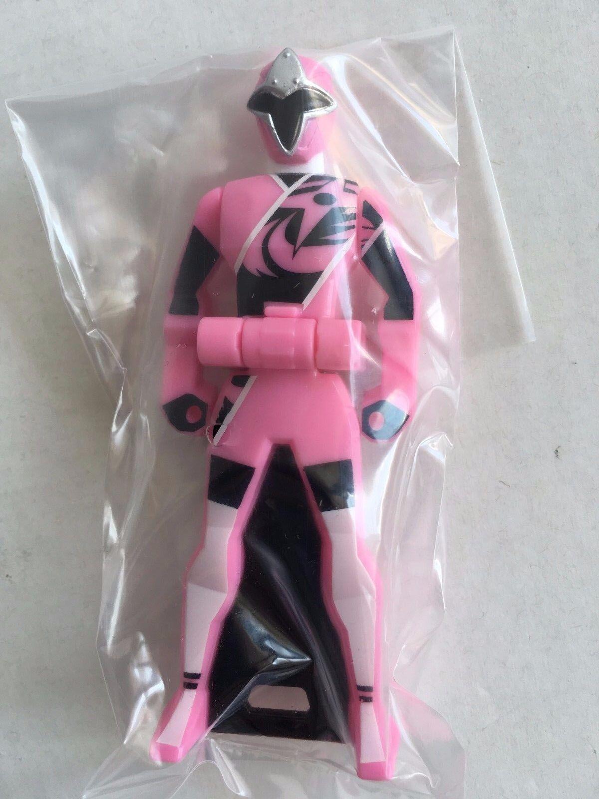 JAPAN Rare Ranger Key Power Rangers Ninja Steel MOMO[Pink] Ninger Separate sale