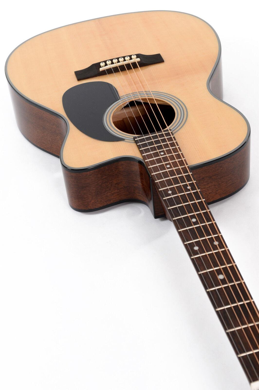 Western-Gitarre Western-Gitarre Western-Gitarre Sigma 000MC-1STE mit Fishman Isys Tonabnehmer und Stimmgerät 950c8e