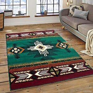 Rugs Area Rugs Carpets 8x10 Rug Modern Southwestern Large