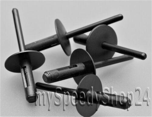 Bmw blindniete radlauf guardabarros clips de fijación e84 e83 f25 e53 e70