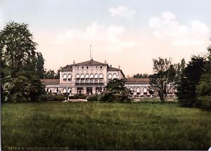 Deutschland, Taunus. Bad Nauheim. Kurhaus. vintage print ...