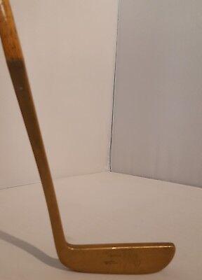 Other Entertainment Mem Obedient Macgregor Craftsman Bench Made Putter Square Hosel And Hickory Shaft Antique