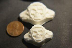 Petrobond-Delft-Clay-Push-Ingot-Casting-Mold-Pattern-Small-Nugget-Skull