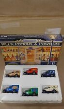 Matchbox Pills Potions & Powders 6 Classic Vehicles Special Gift Set Edition