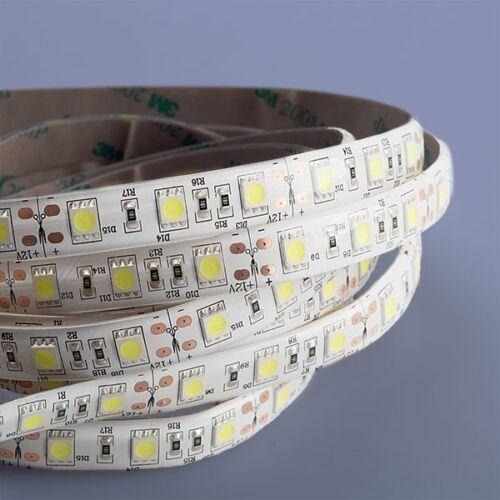 LED Strip 5050 Kaltweiß 72W 500CM 12V IP44 6000k