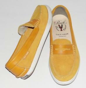 9ef33e57250 COLE HAAN Grand OS~SUEDE  PINCH MARINE CLASSICS  SLIP-ON BOAT SHOES ...